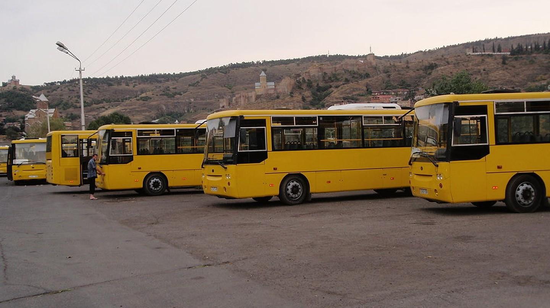 Public transport of Tbilisi | © Ephraim Stillberg / WikiCommons