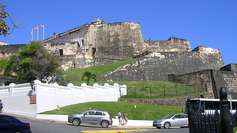 Castillo San Cristobal, Old San Juan, Puerto Rico