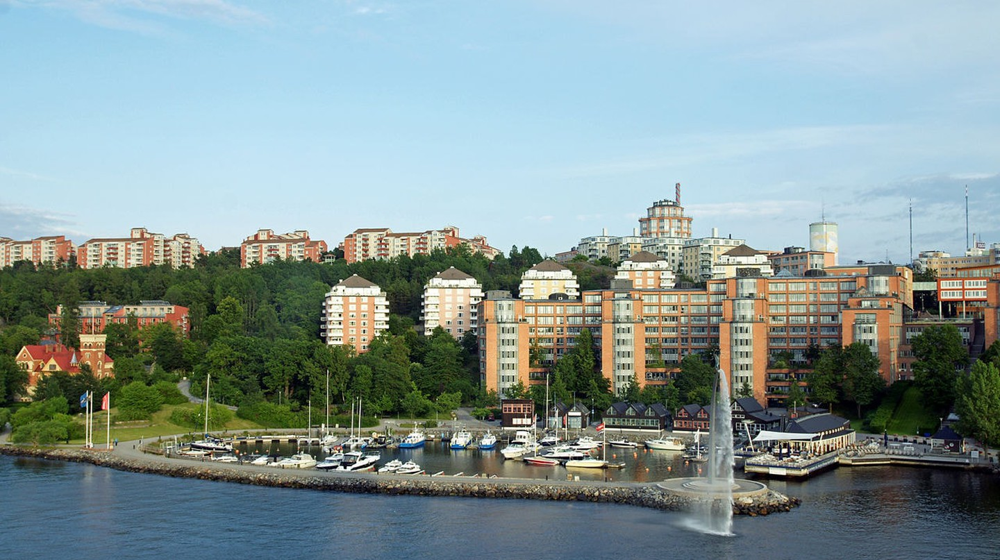 Nacka is a charming part of Stockholm