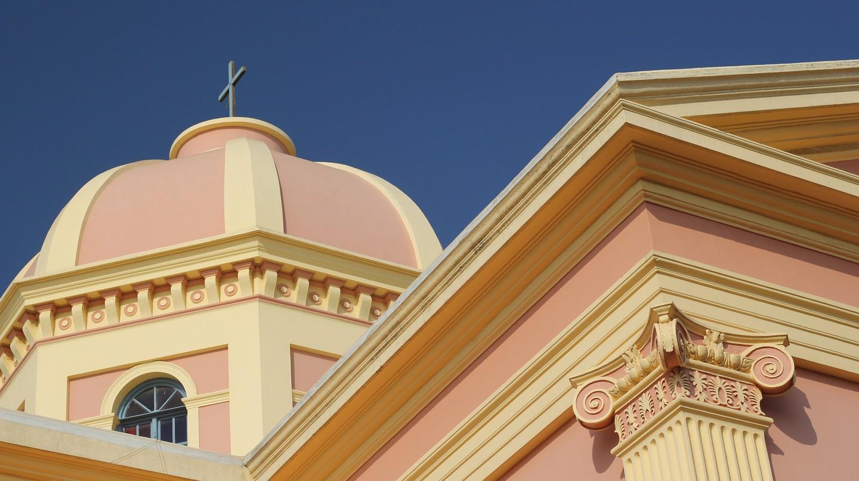 Eglise de Notre Dame des Anges, Pondicherry