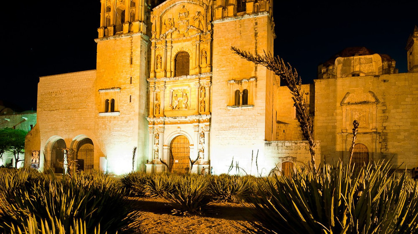 Oaxaca City │© Christopher William Adach / flickr