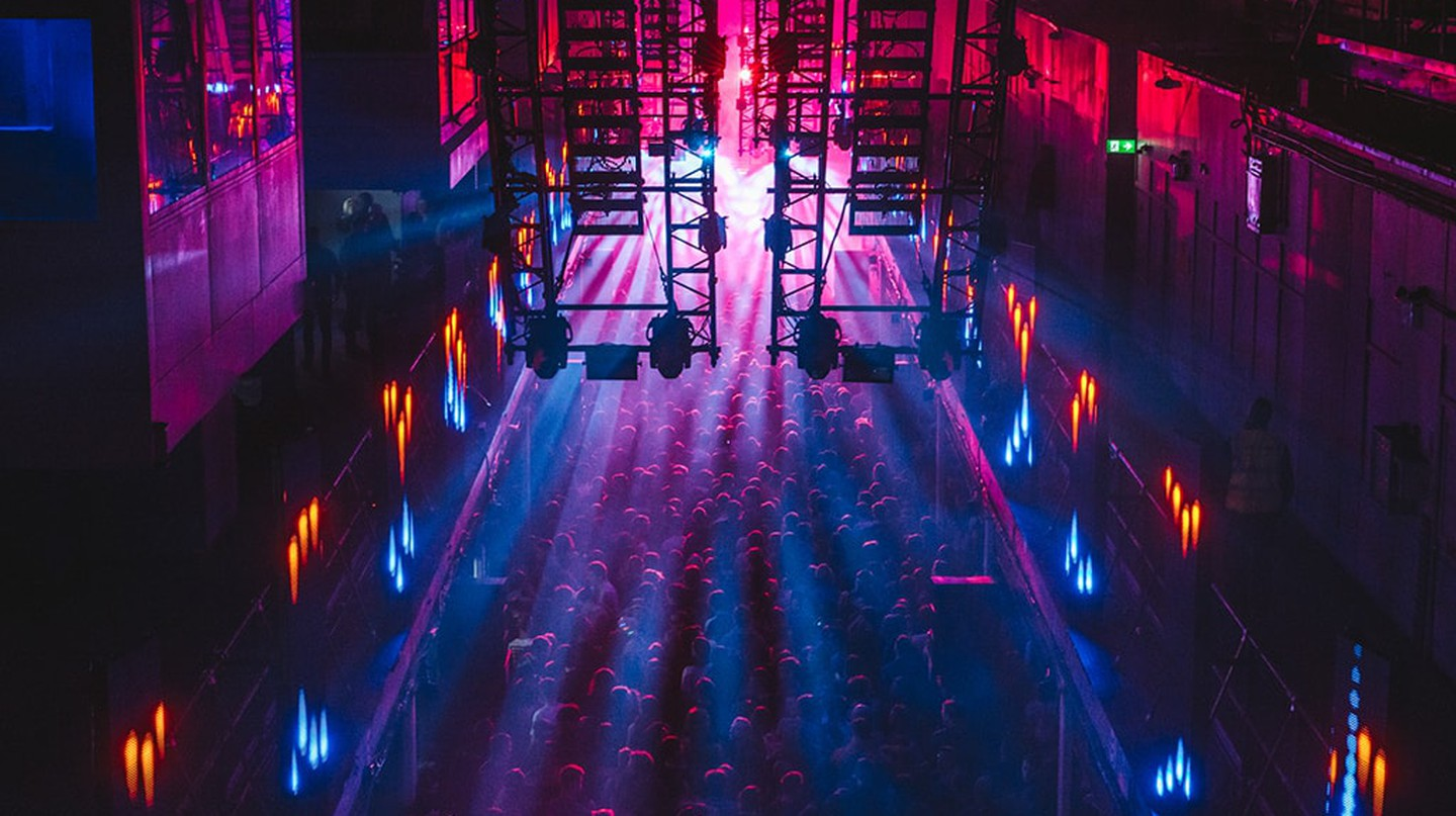 Printworks has been open since 2017