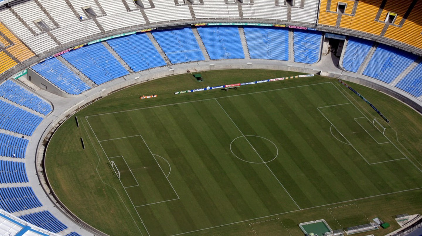 The Blue Maracana | © Pedro Lopez | Flickr