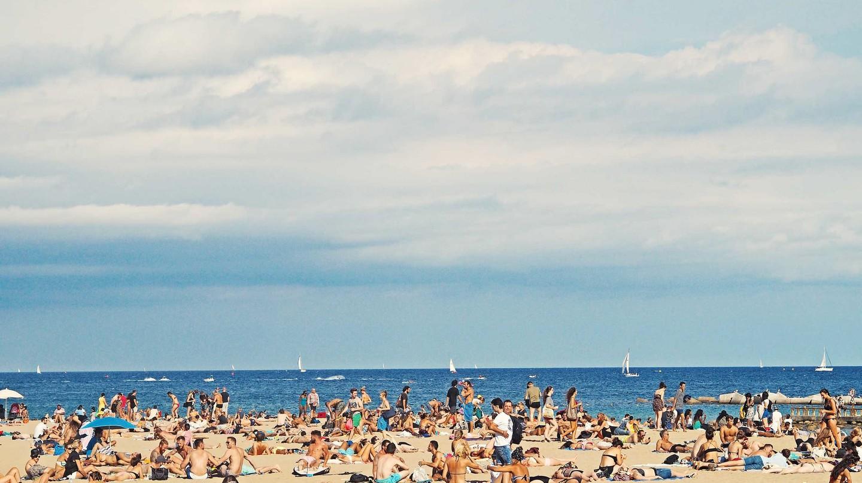 Barceloneta beach | © S S / Flickr
