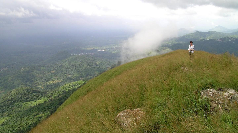 Amedzofe Peaks