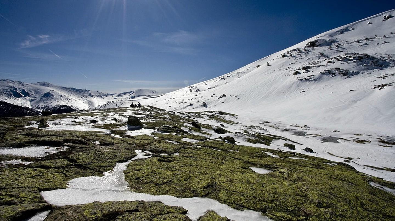 Peñalara is the highest peak in the sierra