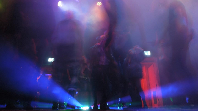 Party at Berlin's KitKat club   © ☮ / Flickr