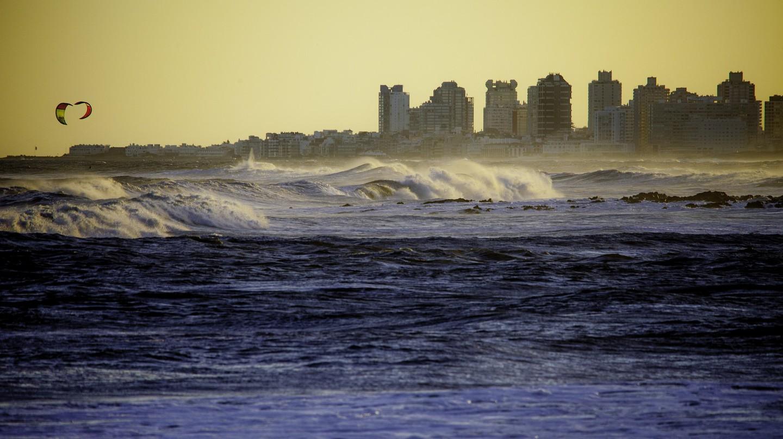 Uruguay's golden coast