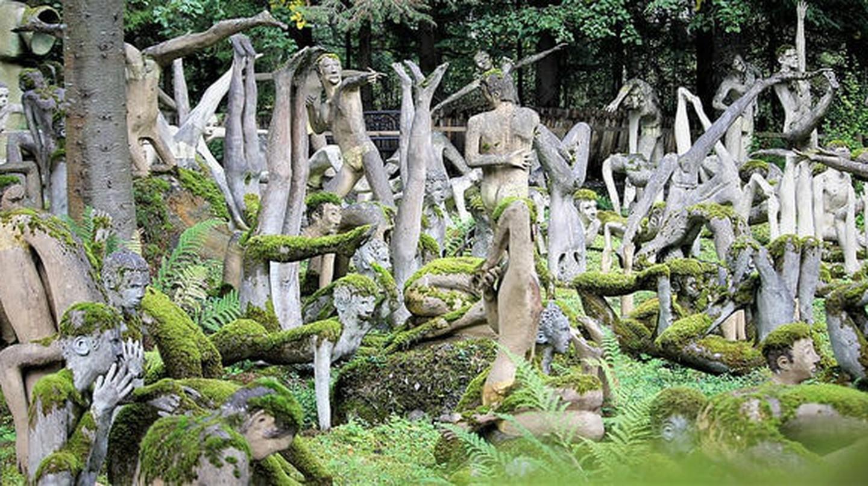 Veijo Rönkkönen Sculpture Park