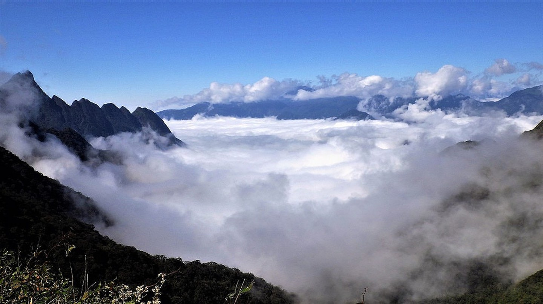 Mount Fansipan | © Jan Kozlowski / Flickr