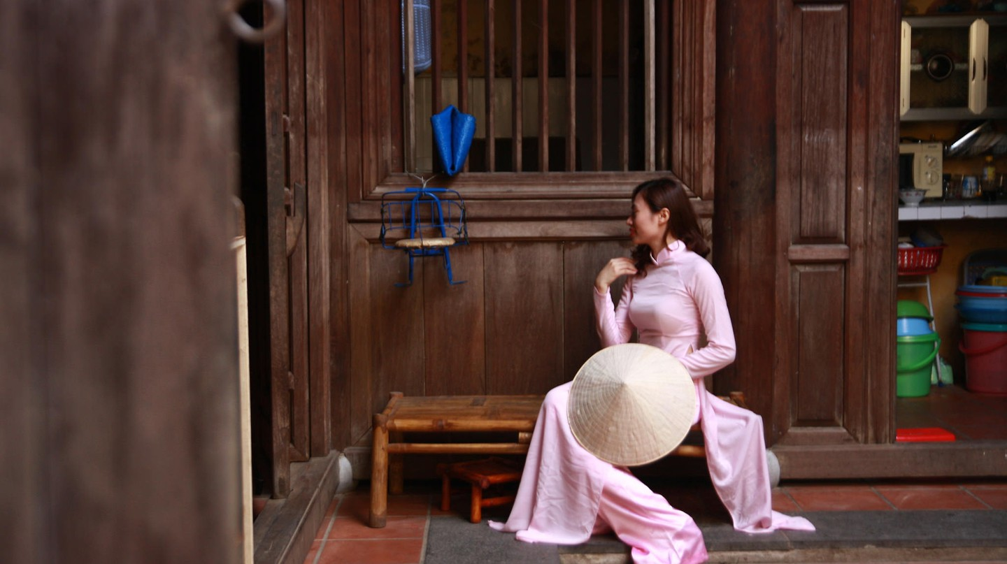 Ao dai | © tran tho/Flickr