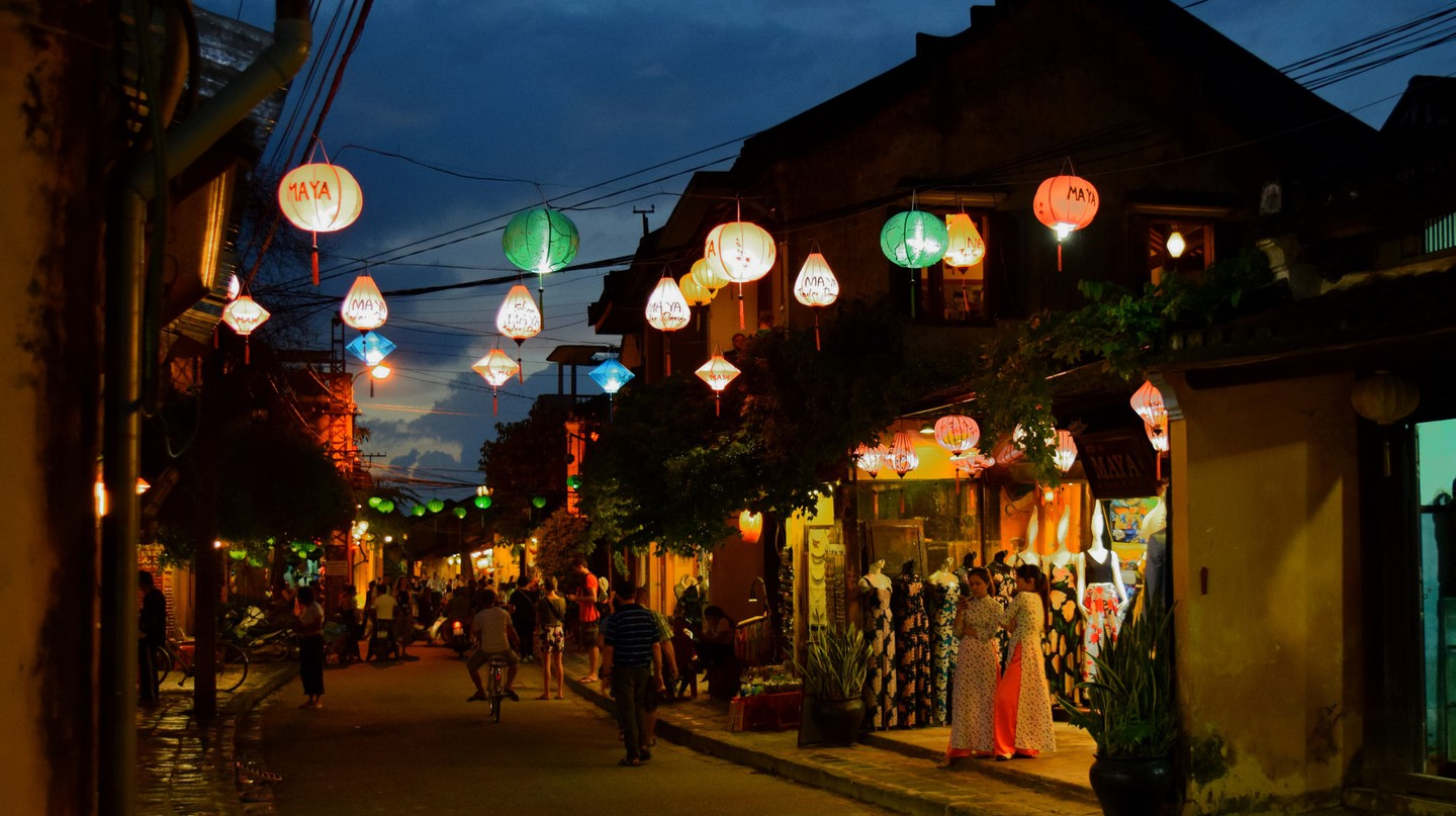 Hoi An streets | © lire100/Flickr