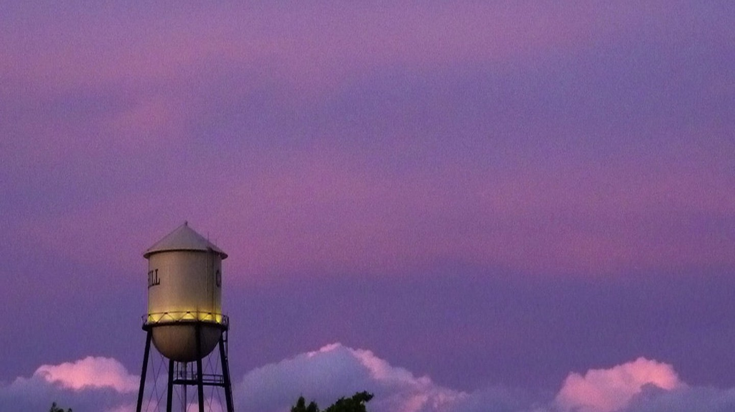 The Campbell Water Tower in the evening | © Miles Gehm / Flickr