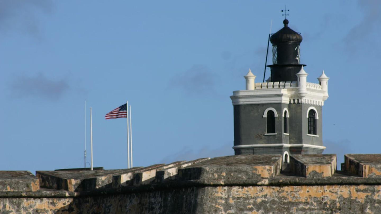 El Morro Lighthouse, Puerto Rico