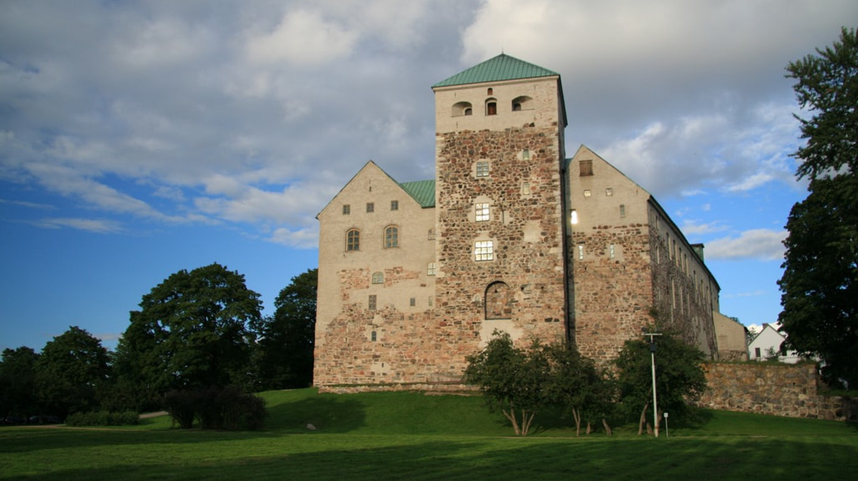 Turku Castle, a former home of the Swedish monarchy
