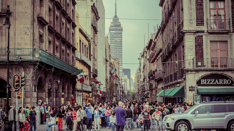 Centro Histórico, Mexico City│© iivangm / Flickr