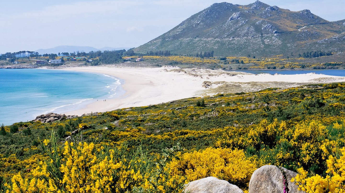 Visit the Galician coast in Spain