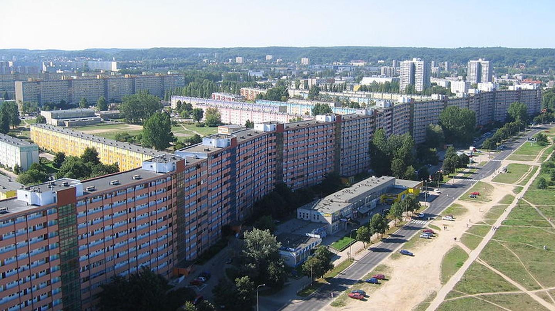 Falowiec, Gdańsk | © Johan von Nameh / WikiCommons