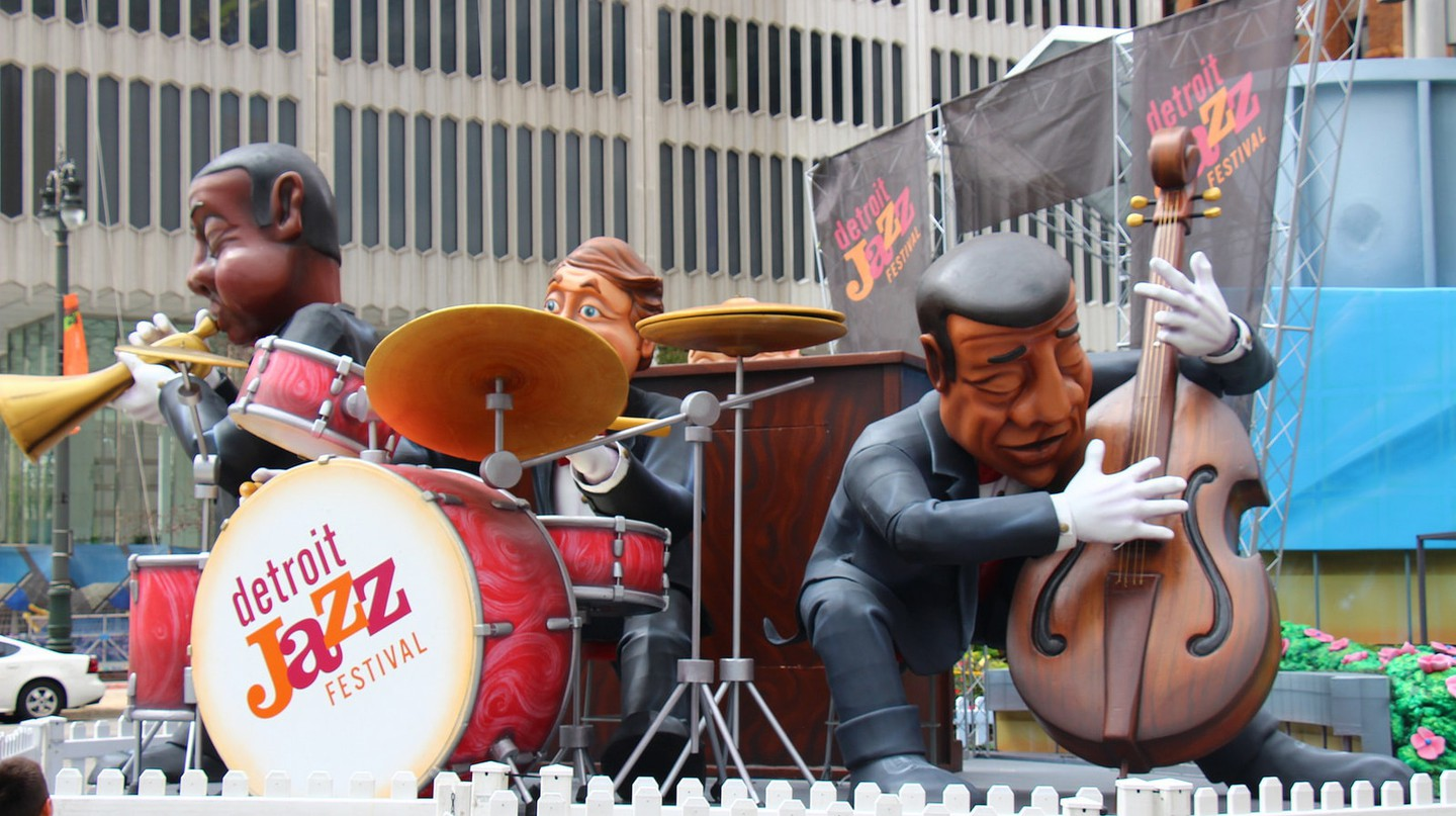 Detroit Jazz Festival | © Jeff Dunn / Flickr