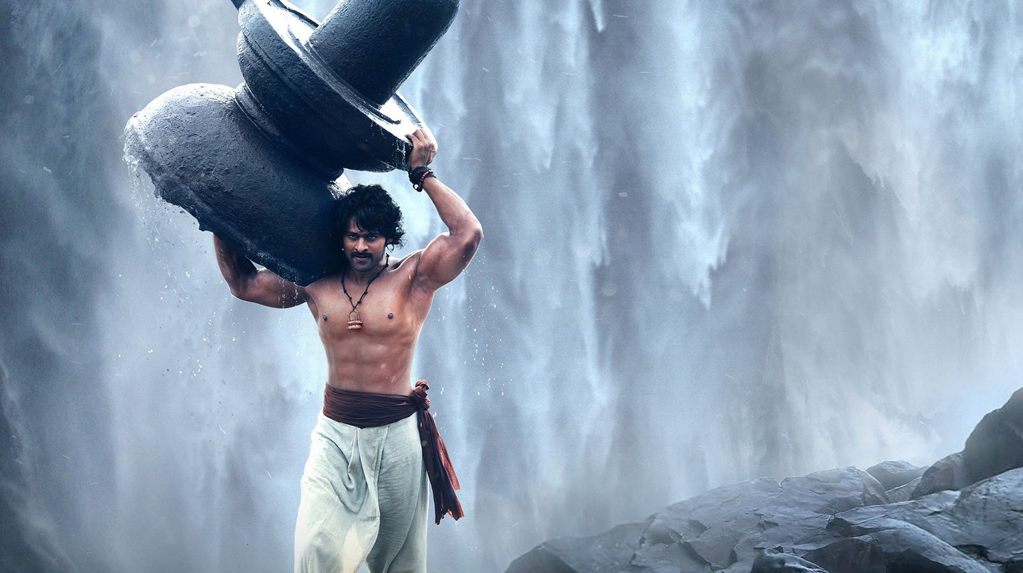 Baahubali is the most successful Indian fantasy film | © Arka Media Works