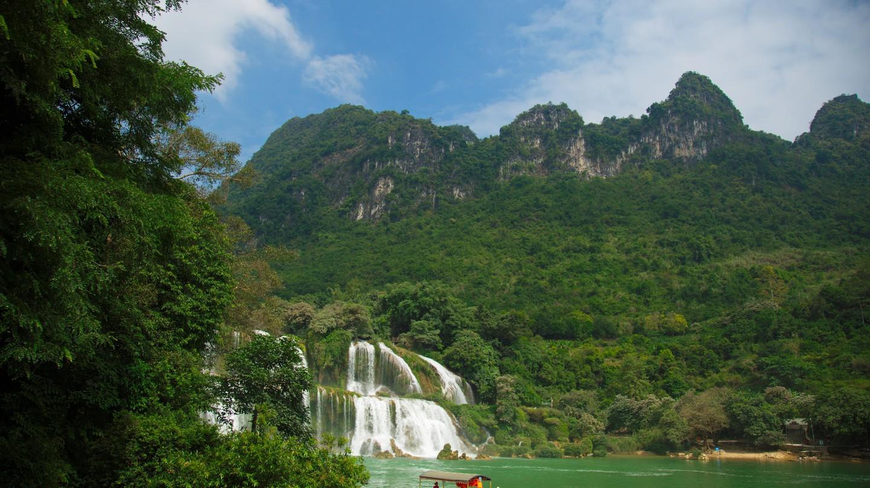 Ban Gioc Falls | © AnhTuan Le/Flickr