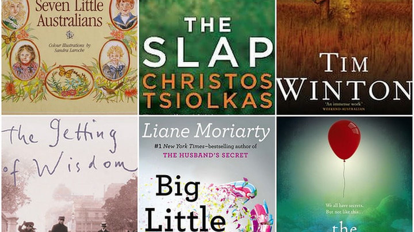 Best Australian books to add to your reading list!
