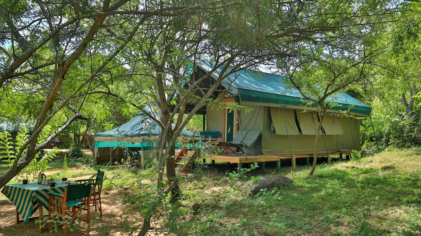 Glamping at Kulu Safaris | Courtesy of Kulu Safaris