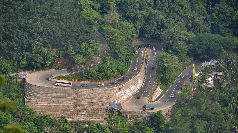 Wayanad mountain pass | Challiyan/WikiCommons