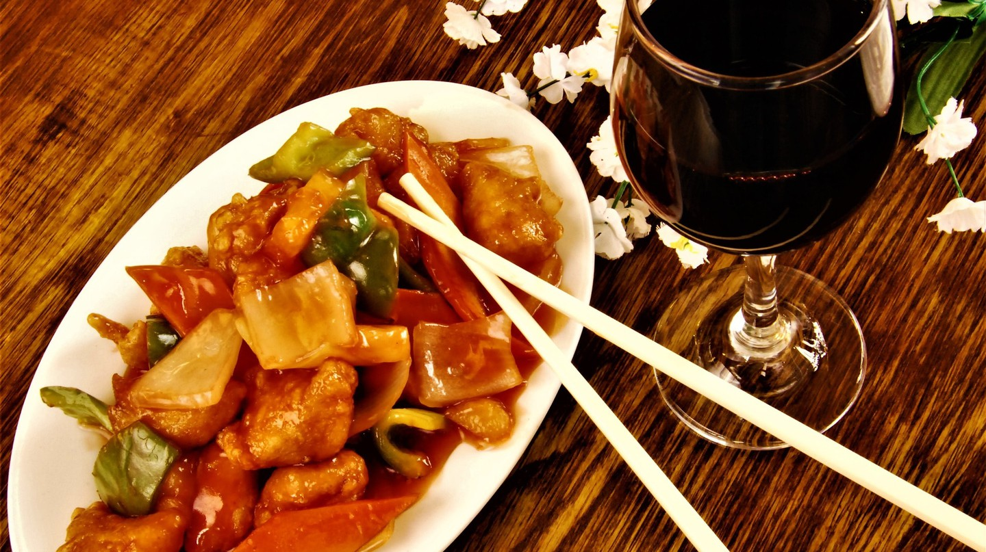 Chinese food and drink
