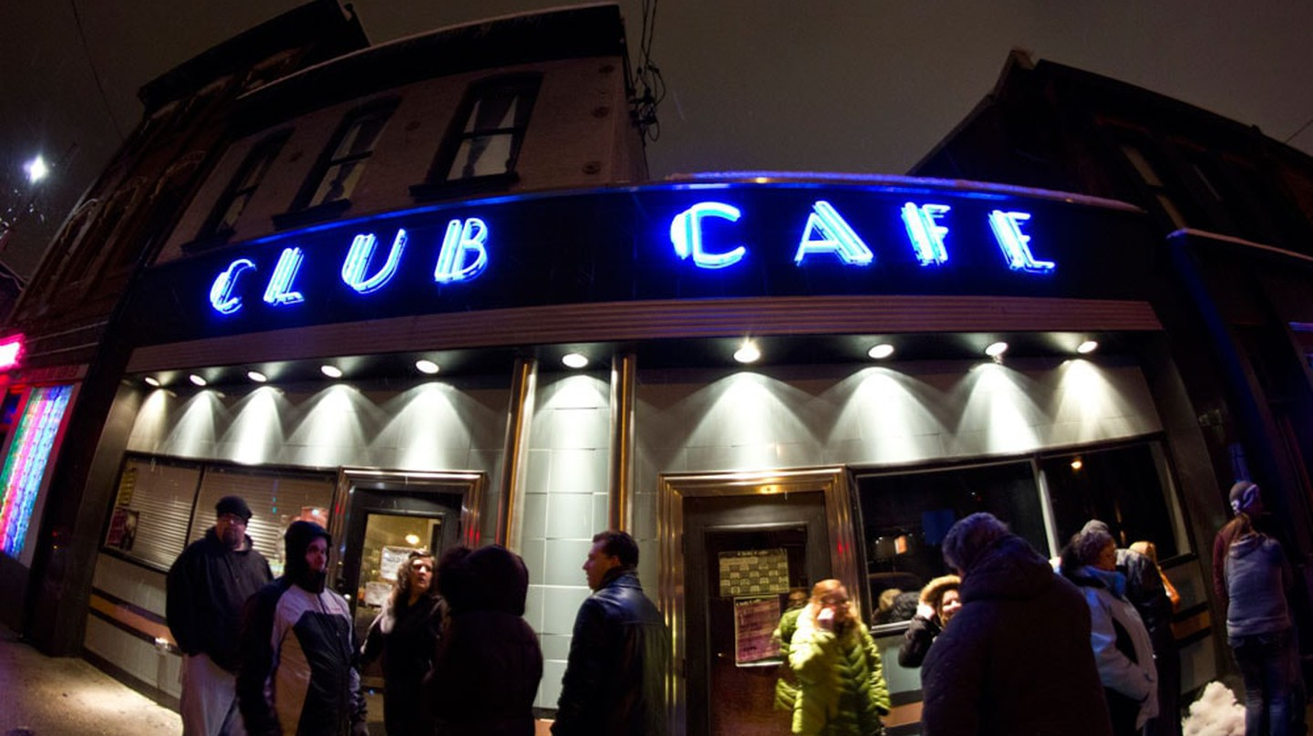 Club Cafe, Pittsburgh