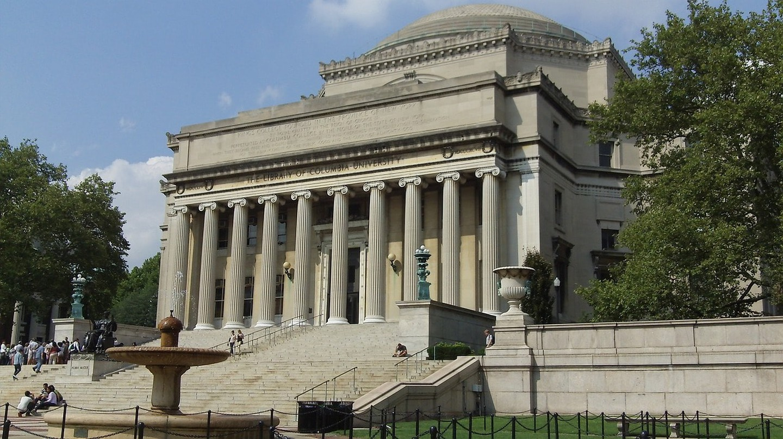 The Library of Columbia University | © brianloebig / Pixabay