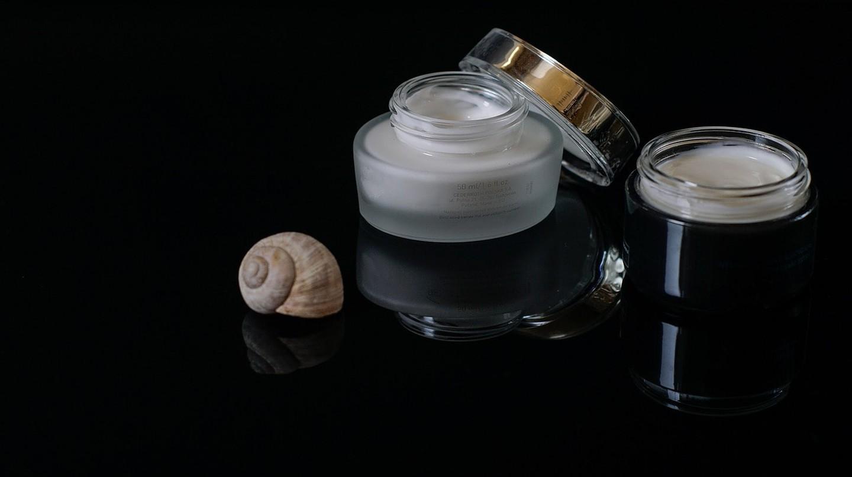 Snail cream is an increasingly popular ingredient in Korean cosmetics.