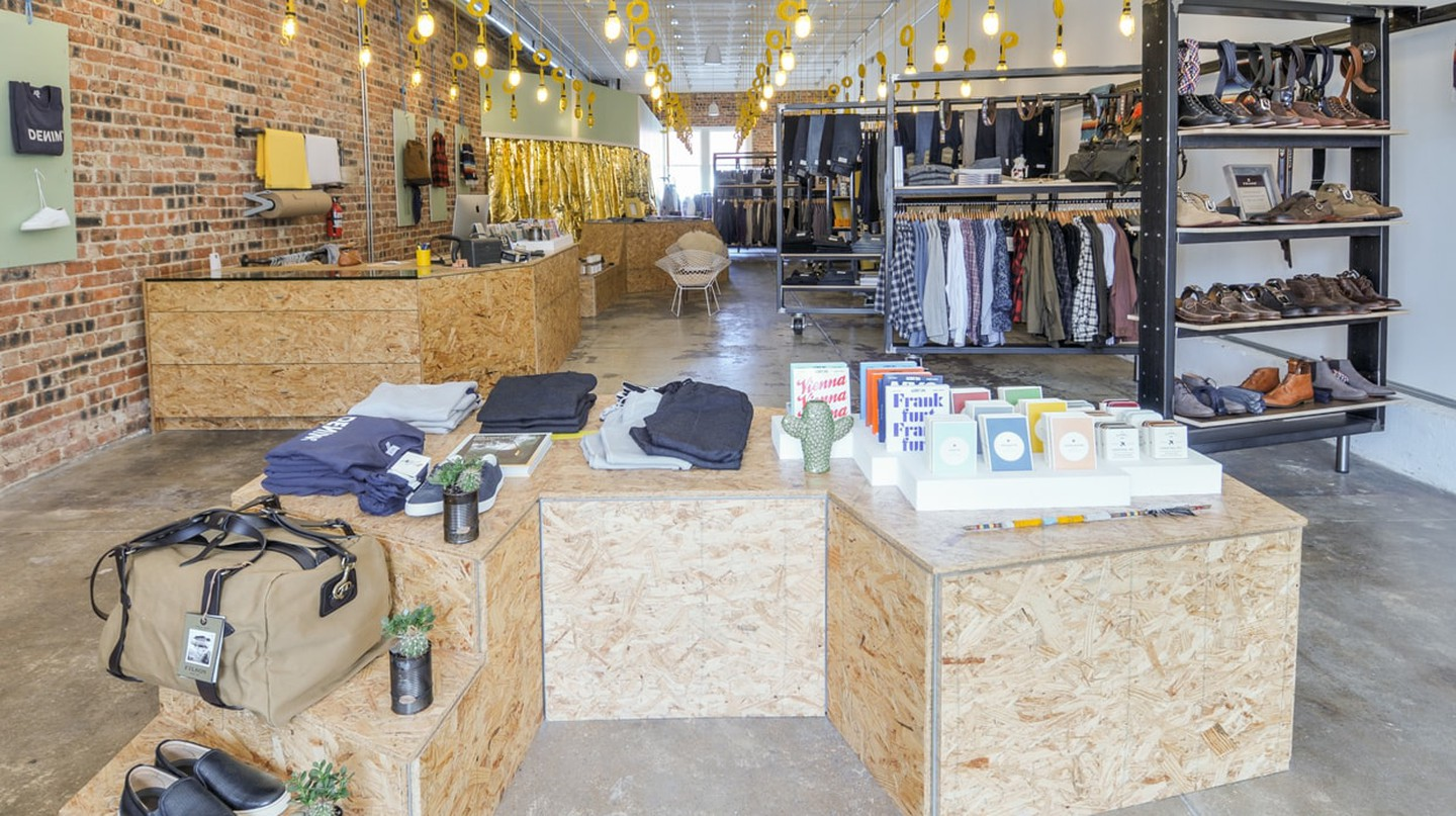 Dallas is home to chic boutiques for both men and women