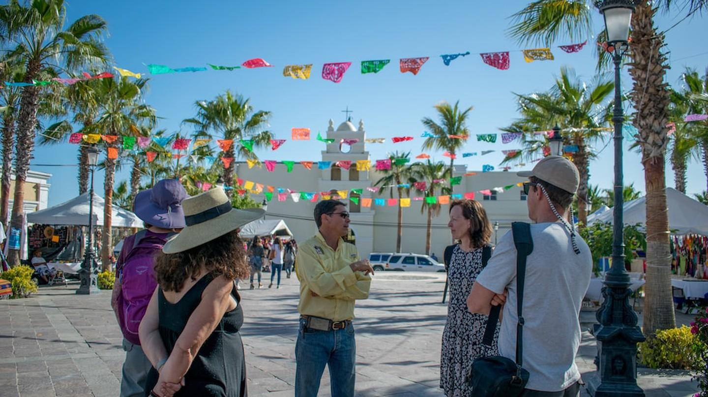 Explore Baja California on a walking tour