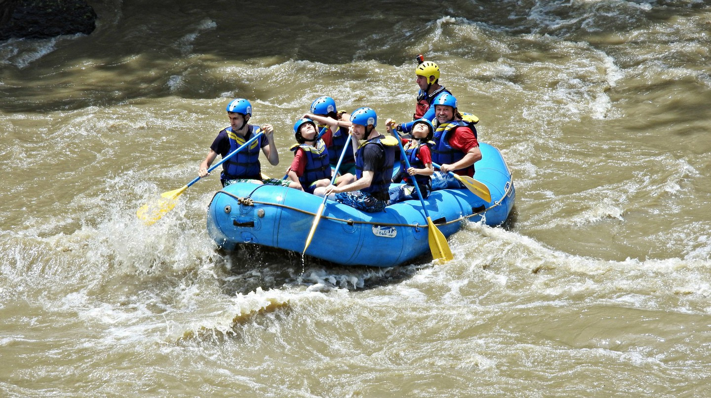 Rafting in San Gil, Colombia | © Chris Bell / The Culture Trip