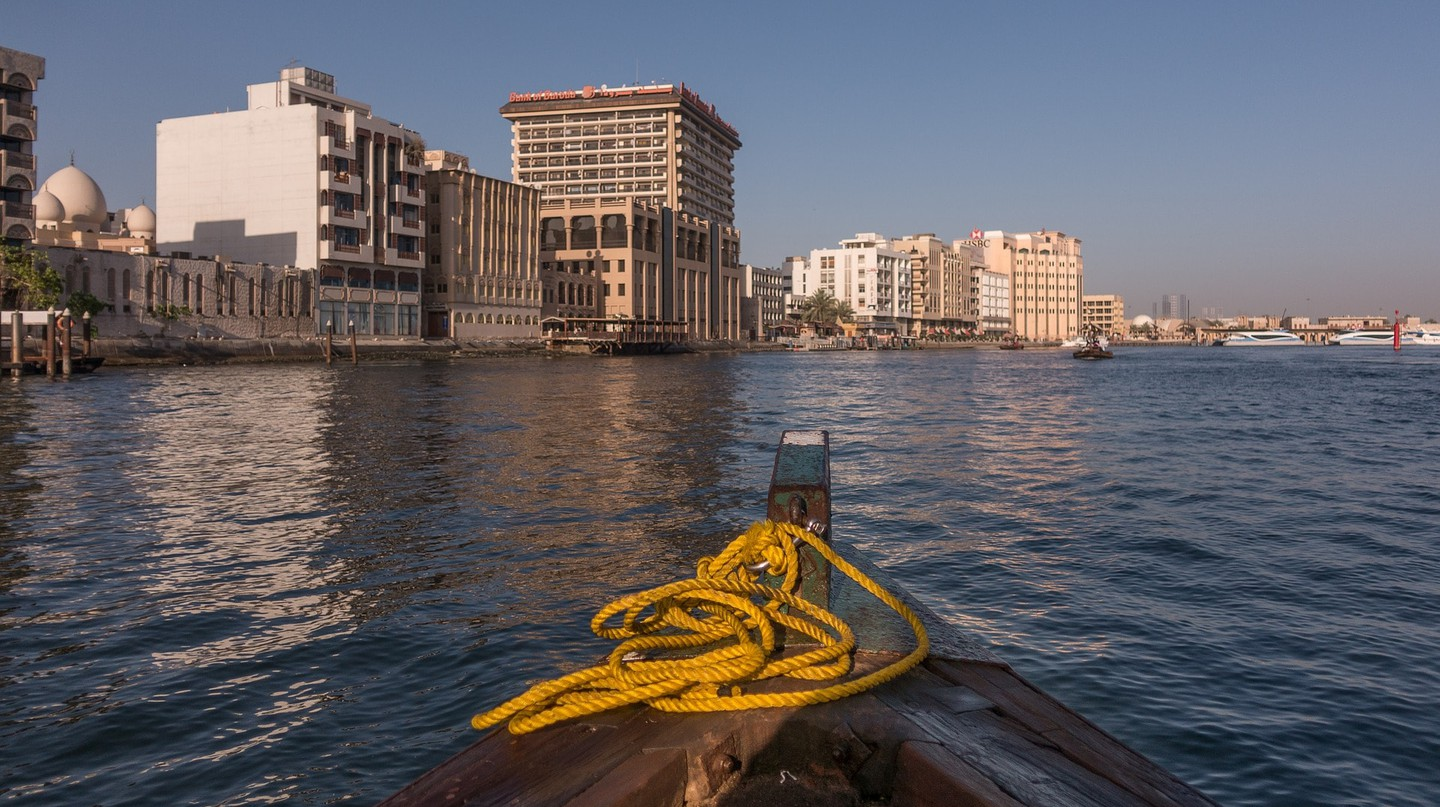Dubai is getting a floating market