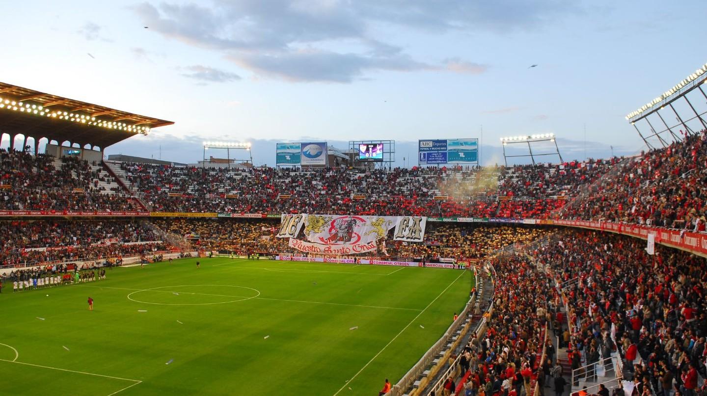 Estadio Ramón Sánchez Pizjuán, Seville