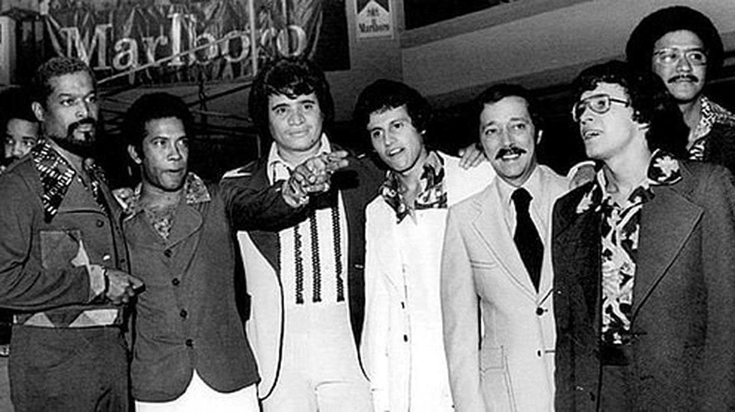 The Fania All-Stars