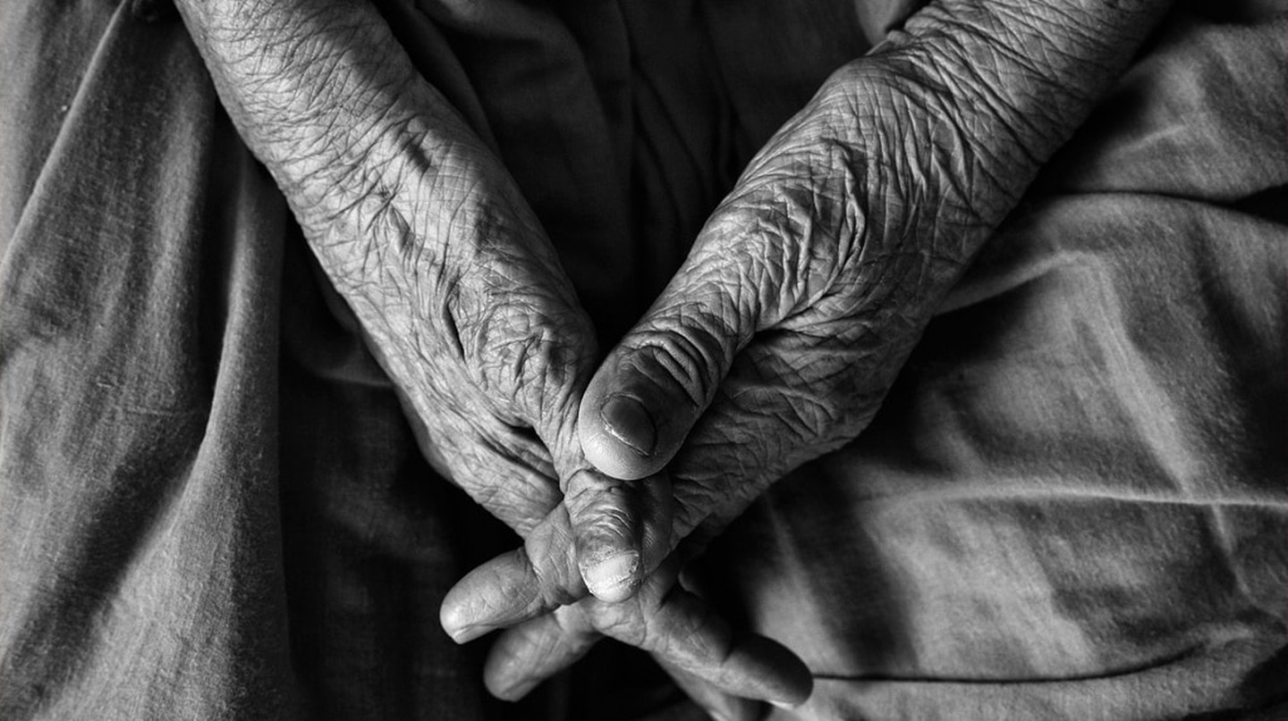 The Beauty of Old Age | © Vinoth Chandar/ Flickr