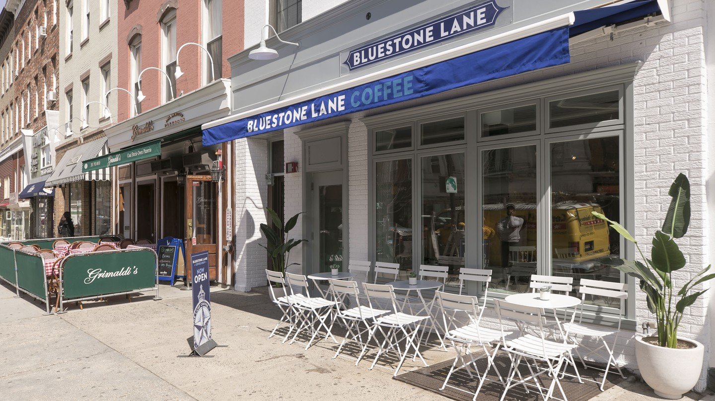 © Bluestone Lane Hoboken