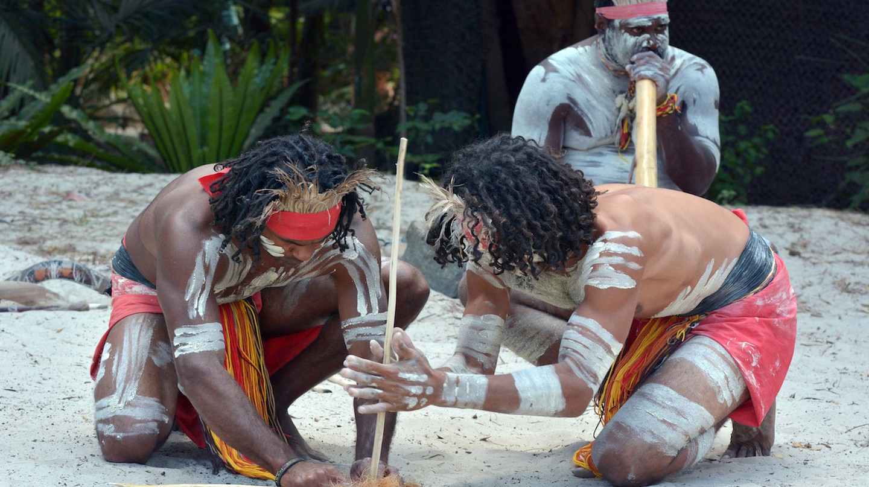 Indigenous ceremony