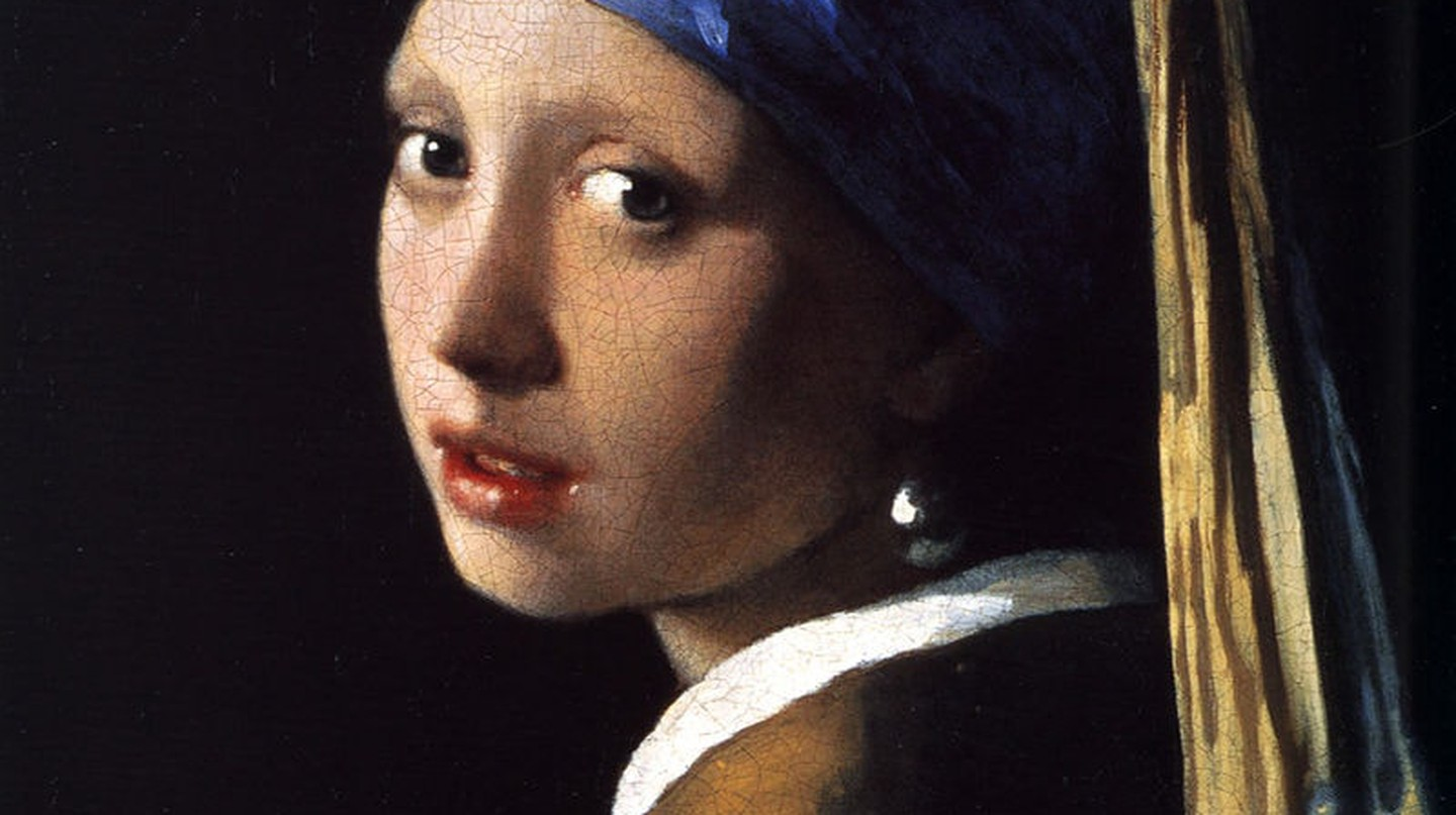 'The Girl With The Pearl Earring' (1665)
