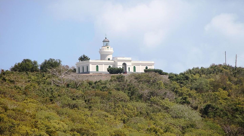 The Fajardo Lighthouse at Las Cabrezas de San Juan