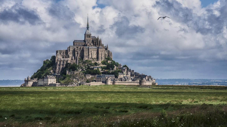 The Mont Saint-Michel