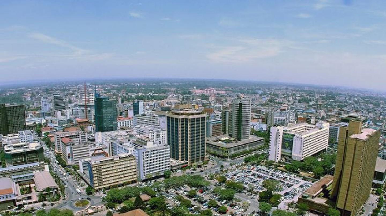 Nairobi landscape