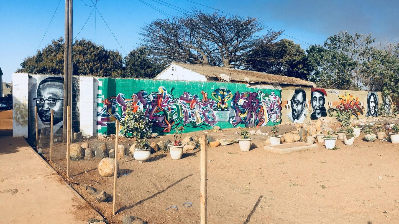 Outside graffiti   © Beetle Holloway / Culture Trip