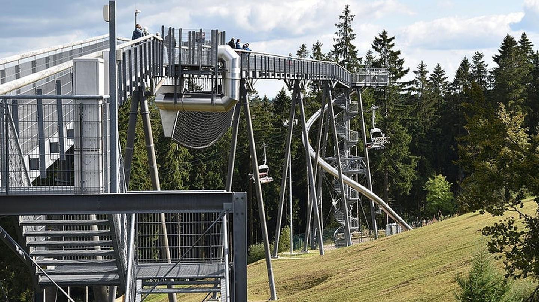 Panorama-Erlebnisbrücke Kappe Winterberg | © Christiane Jodl / Wikimedia Commons