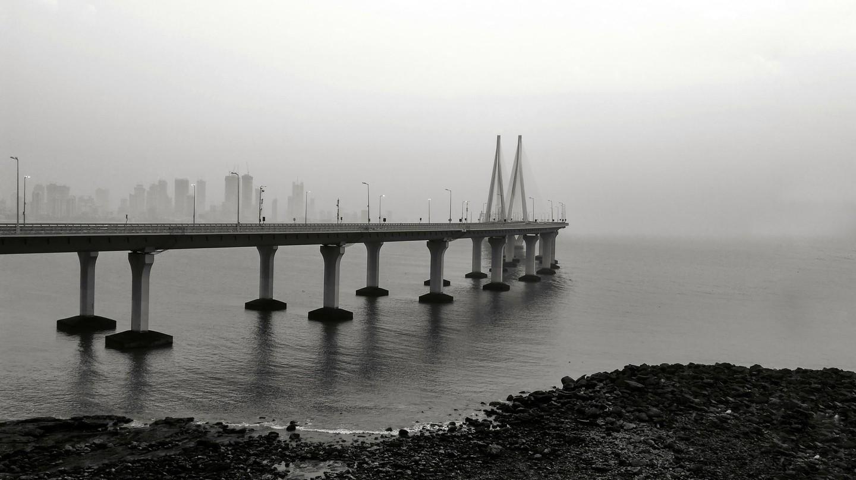 View From Bandra Fort, Mumbai
