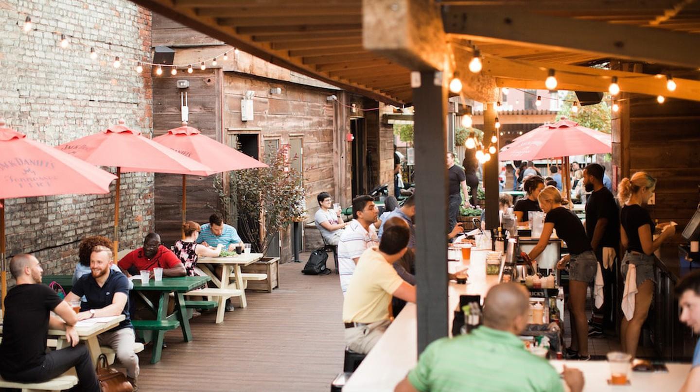 Best Rooftop Bars in and Around Hoboken, New Jersey