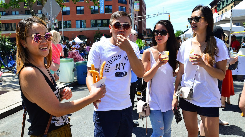 Best Street Food Markets in Hoboken, New Jersey